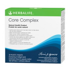 Core Complex softgels with CoQ10 Plus